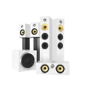 Bowers Wilkins CM serie white 500