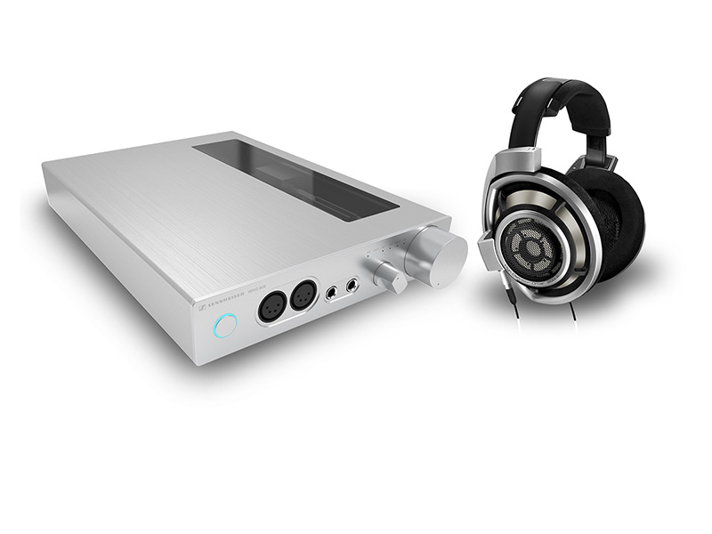 Sennheiser High End serie bij Lexicom MultiMedia