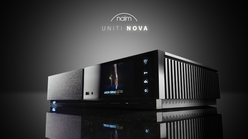 Naim Audio Nova drieluik met PMC, B&W en Focal