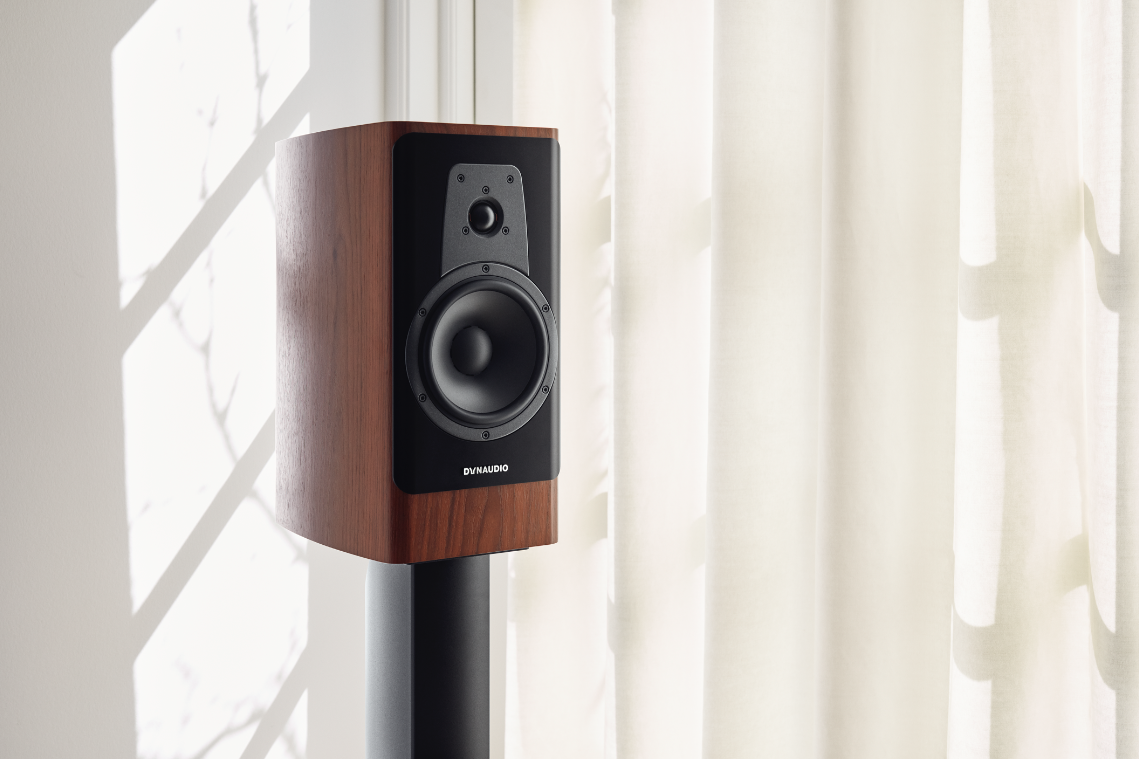 Dynaudio Contour 20i, black magic
